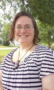 Headshot of Sarah Pollie
